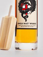 Bar Gelato Whiskey Pops | A Boozy Gelato Popsicle with St. George Whiskey | San Francisco | SFO | Food