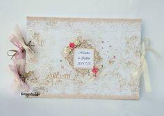 Album na svadobné fotografie, scrapdesign, scrapbookig, DIY, album, wedding, svadobný album, handmande
