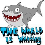 ...for sharks Yoga Teacher, Sharks, British Columbia, Vancouver, Disney Characters, Fictional Characters, Mosaic, Reading, Shark