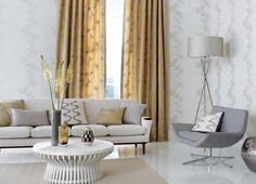 Harlequin - Designer Fabric and Wallcoverings | Living Room Inspiration Ideas