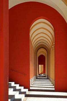 beautiful architectural photograph, and a study in light and shadow.