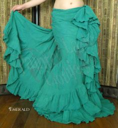 Emerald 25 Yard Petticoat Skirt  You can order yours here:  http://www.paintedladyemporium.com/Shop-Here.html