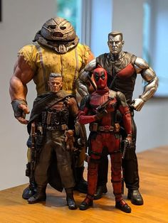 Comic Movies, Comic Books Art, Juggernaut Marvel, Deadpool, Marvel Statues, Wolverine Art, Arte Dc Comics, Marvel Comic Universe, Figurine