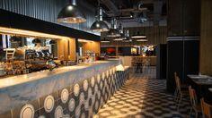 Grand Central Restaurant - Centquatre