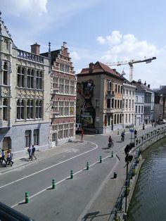 #Streetart# Predikherenlei Ghent#