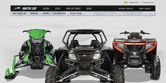 Find Your Next Snowmobiles With Arctic-Cat.com - NextbigProduct.net