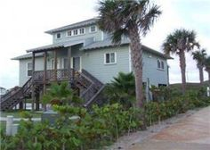Fabulous beachfront home! 4 bedroom 3 bath home with ocean views! in Corpus Christi