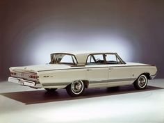 1964 Mercury Park Lane Sedan - My old classic car collection Edsel Ford, Ford Fairlane, Car Ford, Counting Cars, Mercury Cars, Old Classic Cars, Us Cars, Ford Motor Company, Collector Cars
