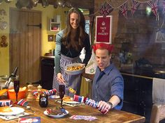 A Very Royal Christmas (but Not Really) - YE ROYAL APPETIZERS - Christmas, The British Royals, Kate Middleton, Prince William : People.com