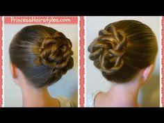 Twisted Knot Bun, Back To School Hairstyles For Long Hair, Medium Hair
