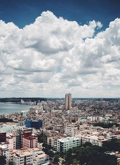 Havana, from above. Photo courtesy of marcauxvisual on Instagram.