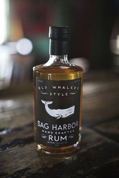 Sag Harbor Rum - The Sipping Rum