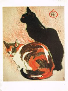 Cat Post Cards | Vintage Post Cards