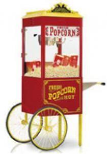 Popcornmachine Retro 220V