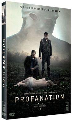 Les Enquêtes du Département V : Profanation - DVD
