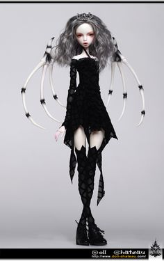 Doll Chateau Isabel. I love those wings.