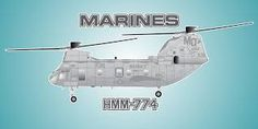 HMM-774. One of our Phrogs!!