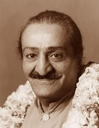 "Meher Baba ""Merely to say 'I want to see God' or 'I want to realize God' is similar to an ant saying 'I want to become an elephant!' Mere words have nothing in them. The heart must thirst to seek God."
