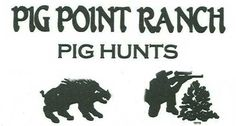 Pig Point Ranch; Bow or rifle. Cow Mountain area north of Clear Lake. Meet up at their ranch house early in the morning check your license and tag(s), sign the waiver and pay the fees and they take you to the mountain in a ATV. Plenty of boars but terrain is rough. One day hunt cost $500 (one pig) includes 1 on 1 guide and skinning and gutting the pig (add'l tip is up to you).