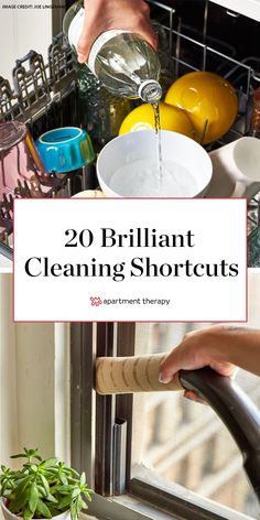 Here's a list of 20 cleaning shortcuts everyone should know. There are no gimmicks here—just genius hacks that'll keep your home sparkling all year long. There are no gimmicks here—just genius hacks that'll keep your home sparkling all year long. Household Cleaning Tips, Cleaning Checklist, Cleaning Recipes, House Cleaning Tips, Deep Cleaning, Spring Cleaning, Cleaning Hacks, Daily Cleaning, Borax Cleaning