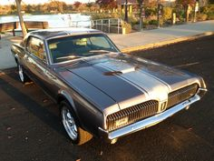 1967 Mercury Cougar XR-7 For Sale in Paso robles, California   Old ...