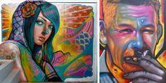 Street Art Peruana.