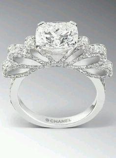 Chanel wedding ring