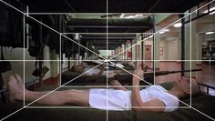The Films of Stanley Kubrick (Symmetry plays a large part with perspective in...)