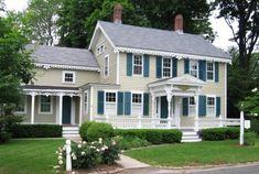 Evolution of American homes