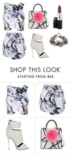 """""""Untitled #191"""" by shellynrl27 on Polyvore featuring Topshop, Giuseppe Zanotti, Les Petits Joueurs and White House Black Market"""
