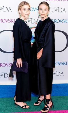 Mary-Kate and Ashley Olsen's style statements have helped define American #fashion.