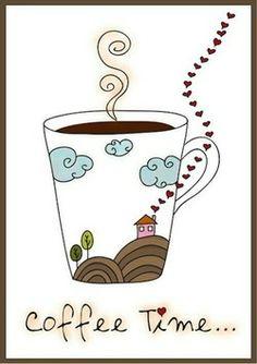 Buenos días buenos días&noches перерыв на кофе, фотографии кофе y кофе. Coffee Talk, I Love Coffee, Coffee Break, My Coffee, Morning Coffee, Coffee Shop, Coffee Cups, Tea Cups, Coffee Lovers