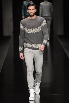 #Menswear #Trends John Richmond Fall Winter 2015 Otoño Invierno #Tendencias #Moda Hombre Fall Winter 2015
