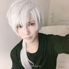 You have received a photo from Zen  #cosplay #mysticmessenger #zen