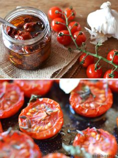 best and most flavour – OVEN DRIED COCKTAIL TOMATOES