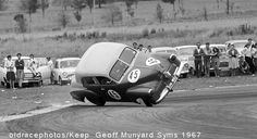 Geoff Munyard Symmons Plains I witnessed this as a 14 year old! Holden Australia, Old Race Cars, 14 Year Old, Muscle Cars, Vintage Cars, Classic Cars, Nostalgia, Ford, Racing