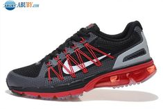 best sneakers d8b39 7f0a0 New Air Max 2020 Semi-palm Cushion Mens Running Shoes Black Red