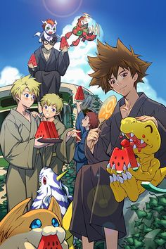 Vocaloid, Digimon Adventure Tri., Digimon Wallpaper, Digimon Tamers, Pokemon, Digimon Digital Monsters, Anime Version, Manga Comics, Animation Series