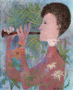 The Trumpeter - BEN SHAHN
