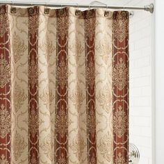 Croscill Classics Madison Fabric Shower Curtain Jcpenney With Croscill  Shower Curtain