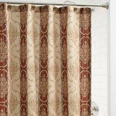 Croscill ClassicsR Madison Fabric Shower Curtain
