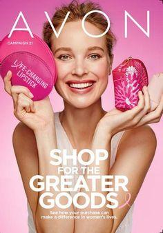 Avon Campaign 21 2017 Brochure