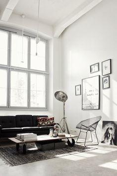 simple, modern, wall art