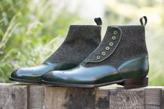 New colorway for our Westlake Button Boots. Pre-sale starts 5th of September.