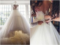 Chic & Unique Musical Wedding with a Swan Lake Bride - Bridal Musings Wedding Blog