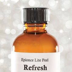 """If time is a challenge, the esthetician-strength """"Lite Peel: Refresh"""" or """"lunch time peel"""" is a quick peel with no visible down time. The gentle combination of malic and salicylic acid encourages the reduction of blemishes and redness. Your skin feels tighter and smoother."""