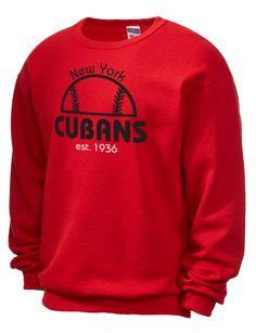 Season Sports Fan Youth Fleece Crewneck Sweater Football Tie