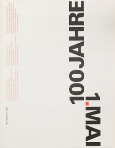 Typographische Monatsblätter (TM) focussing on the issues from 1960 till 1990. Cover from 1990 issue 2