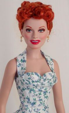 """Lucille Ball as Lucy """"I Love Lucy""""."""