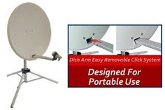 Satgear 80cm Portable Satellite Dish Kit with Tripod - Off-White  has been published on  http://flat-screen-television.co.uk/tvs-audio-video/satellite-television/satgear-80cm-portable-satellite-dish-kit-with-tripod-offwhite-couk/